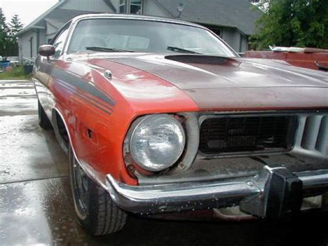 Handgrip Barracuda find used 1973 plymouth cuda 340 4 speed pistol grip real cuda nr in graham washington united