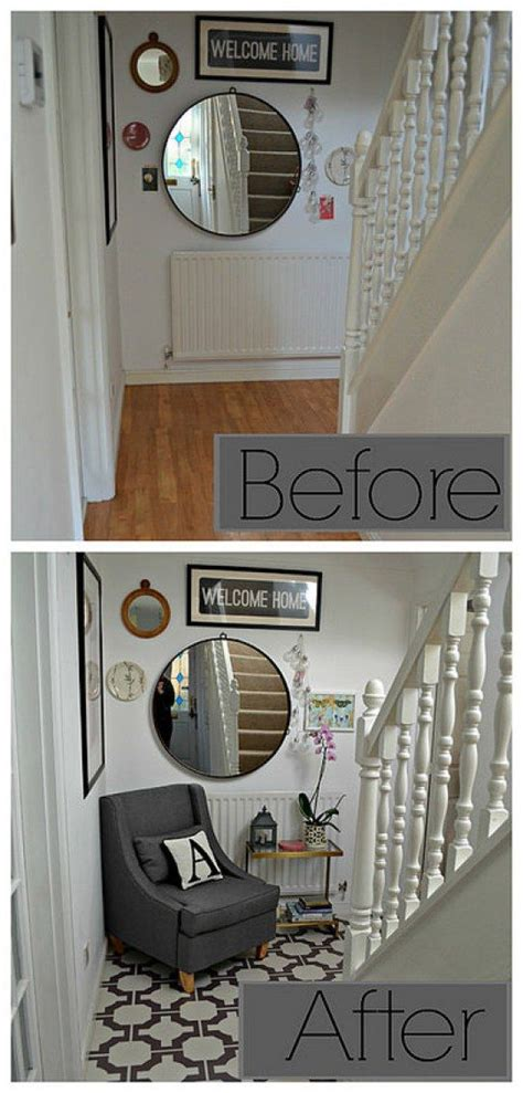 hallway and cloakroom floor makeover harvey maria