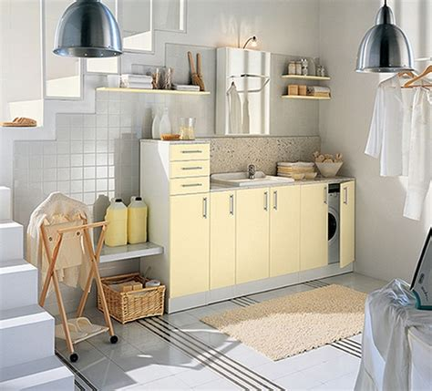 20 Modern Laundry Room Design Ideas Freshnist Decorating Laundry Room