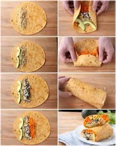 easy ranch fiesta veggie wrap family fresh meals