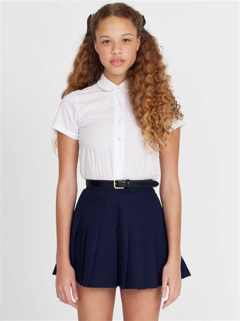 american apparel american apparel quot tennis skirt quot my style