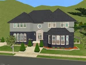 Medium Sized Houses mod the sims randell house