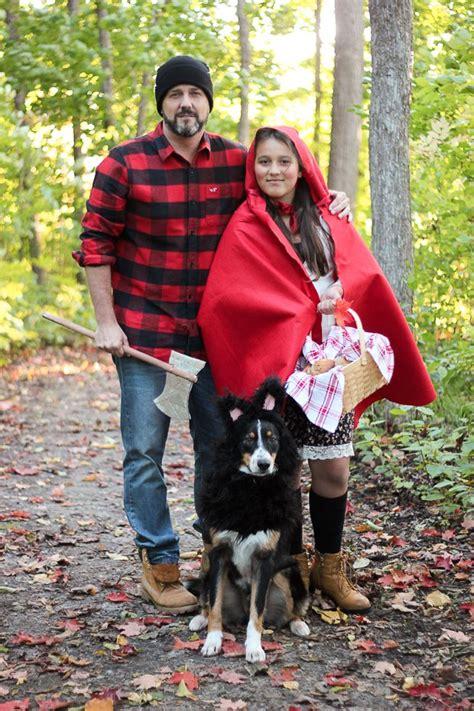 craftberry bush  red riding hood  wolf costume