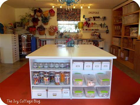 craft room craftaholics anonymous 174 craft room tour amanda at the