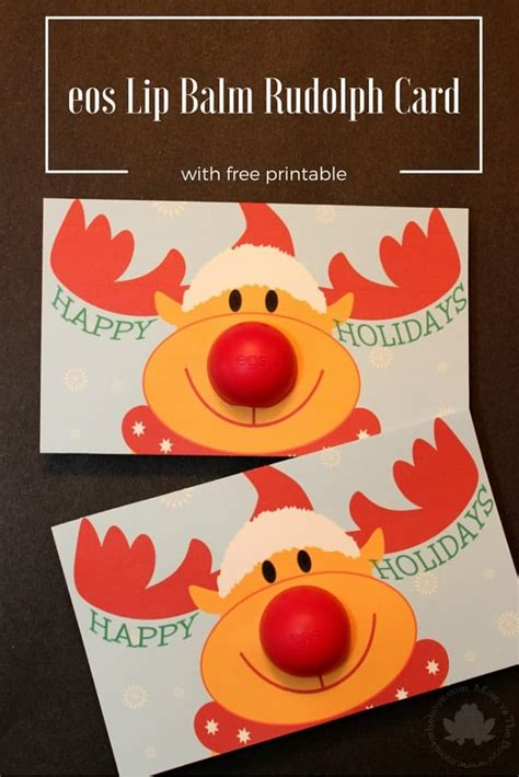 eos card template eos snowman card printable vs the boys
