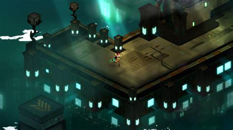 transistor juego gameplay supergiant transistor