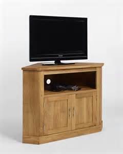 Corner Tv Cabinet by Oak Corner Tv Cabinet Oak