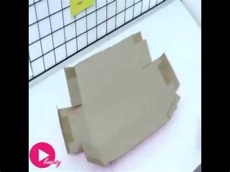 cara membuat rak boneka dari kardus bekas cara membuat rumah boneka dari kardus bekas youtube