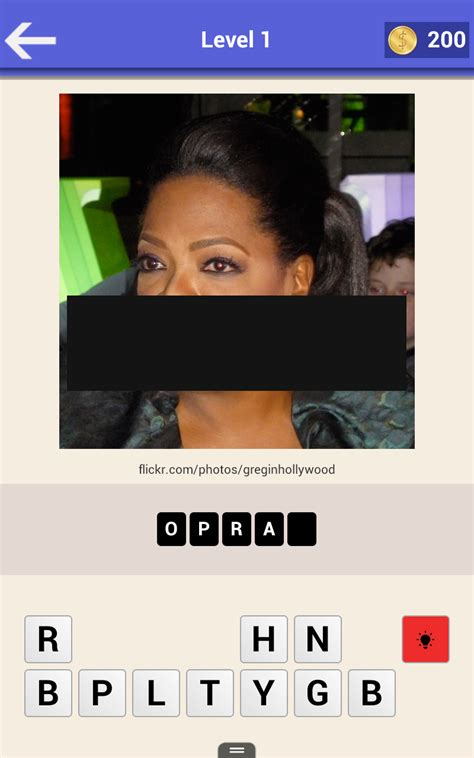 guess  celebrity quiz picture puzzle game