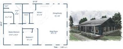 free garage plans with living quarters