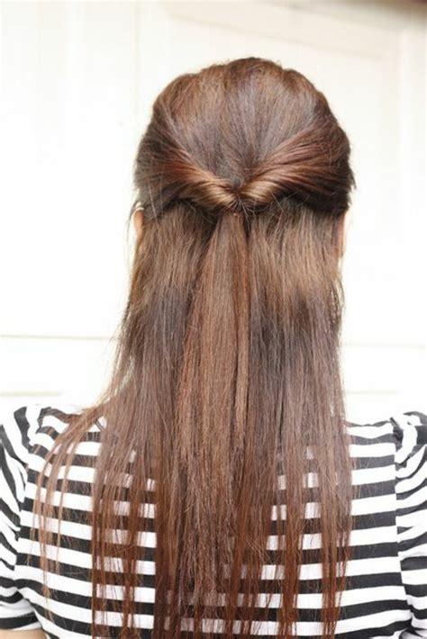 Einfache Frisuren by 40 Schicke Vorschl 228 Ge F 252 R Schnelle Und Einfache Frisuren