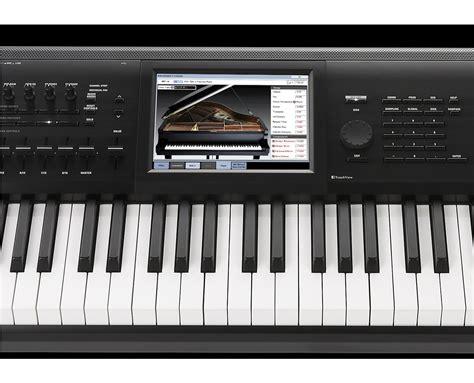 Keyboard Korg Kronos korg kronos 2 61 key synthesizer workstation keyboard