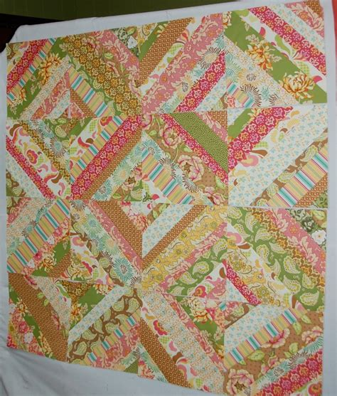 String Pieced Quilt Blocks by Foundation Pieced Block String Piecing Projects