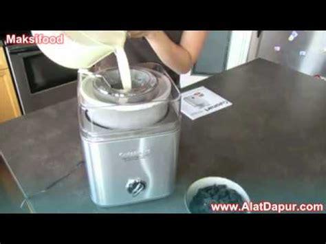 Mesin Es mesin pembuat es krim rumah tangga made in amerika