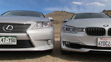 bmw vs lexus why lexus is real winner autoomobile