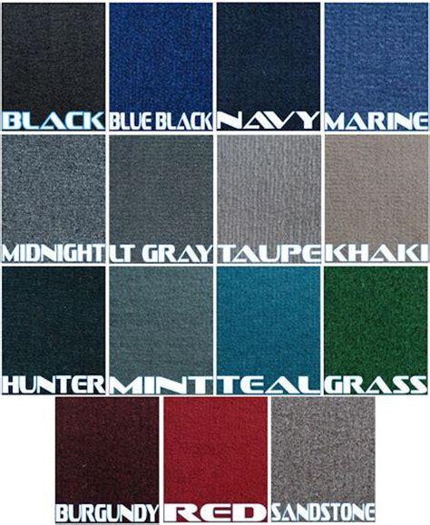 pontoon boat carpet kits boat carpeting standard pontoon carpet kit marine