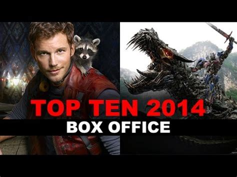 Top Box Office 2014 by Uk Box Office Results 2015