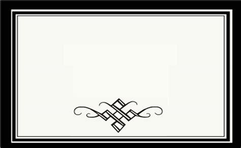 template kartu nama hitam putih contoh kartu nama hitam putih contoh 193