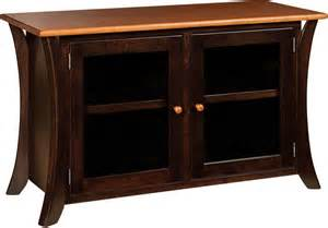 amish crafted caledonia tall tv cabinet