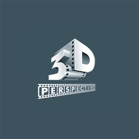 home design 3d logo 3d perspective logo logo design gallery inspiration
