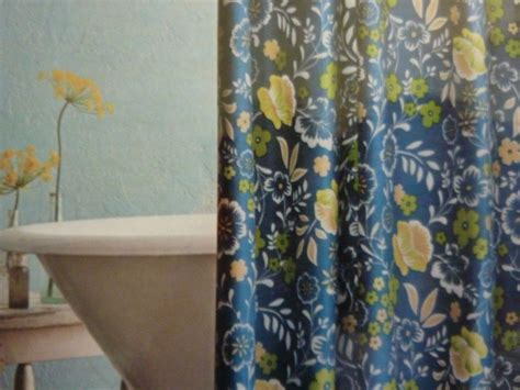 blue pattern curtain fabric blue fabric shower curtains pattern diy custom blue