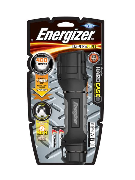 Lu Senter Energizer Advanced Headlight 4 Led energizer hardcase led 4aa torch for work requirements