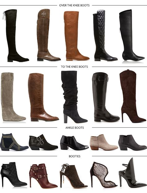 fall 2014 boot guide the style scribe