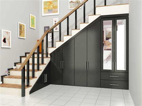 desain dapur minimalis bawah tangga desain lemari dan ruangan bawah tangga minimalis