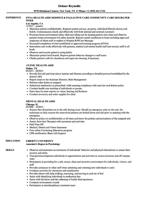 Psychiatric Aide Cover Letter by Psychiatric Aide Sle Resume Business Travel Sle Resume