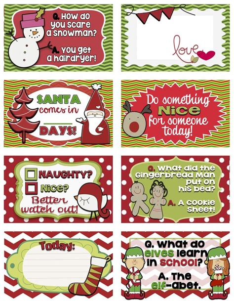 elf on the shelf printable joke cards best photos of printable elf jokes free printables elf