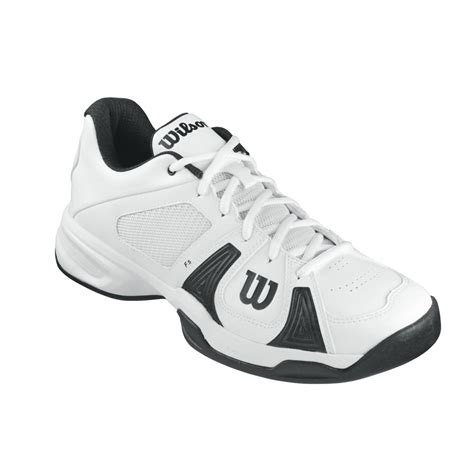 wilson open mens tennis shoes wilson from mdg sports uk