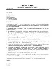 Cover Letter For Teaching Position by Professional Cover Letter Hunt