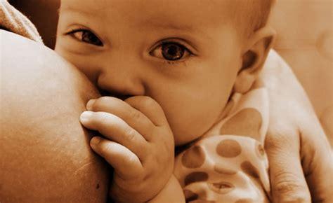 allattamento al seno alimentazione il meraviglioso bambino appena nato che trova da