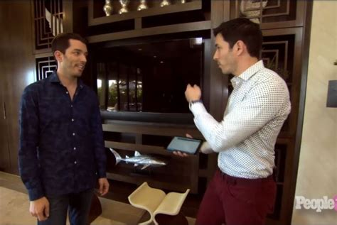 drew and jonathan scott house tour property brothers drew and jonathan scott s real home