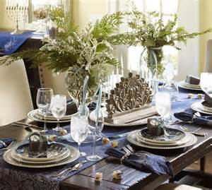 Martha Stewart Christmas Table Centerpieces - decorazioni tavola di natale 2014 con runner