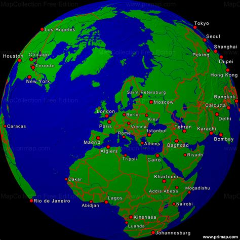 world globe map primap world maps