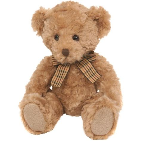 personalised teddy bear oliver large say it with bears