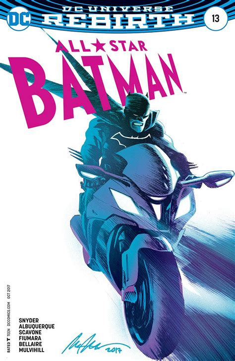 all star batman hc 1401269788 dc comics for august 30th 2017 the gaming gang