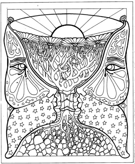 abstract art coloring pages print abstract and art coloring pages medium into hard level