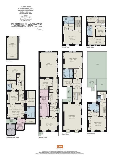165 Eaton Place Floor Plan 59 cadogan square london bed property for sale my flat