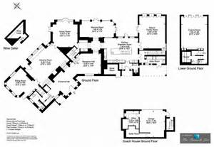Mansion Floorplan john lennon s former kenwood home wood lane st george s