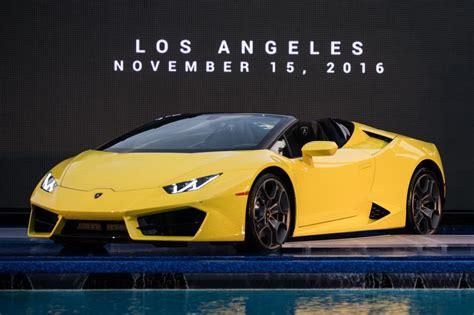 Lamborghini 4 Wheel Drive Lamborghini Huracan Rear Wheel Drive Spyder Pictures
