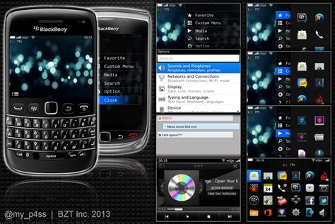 themes for my blackberry free 9900 themes