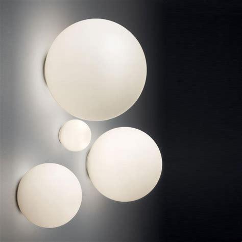 artemide len ay255 artemide dioscuri 25 wall ceiling light ip65