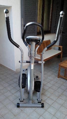 pedana ellittica ellittica weslo easy fit come nuova posot class
