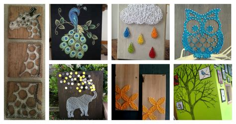 photo assignment themes 30 creative diy string art project ideas