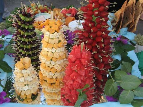 fruit tree centerpiece edible fruit tree centerpiece the complete menu prepared