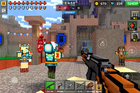 pixel gun 3d apk pixel gun 3d pro v10 4 5 hile mod apk indir eradownload