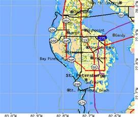 bay pines florida fl profile population maps real