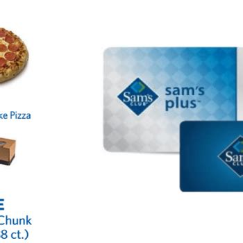Does Sams Club Have Gift Cards - sam s club plus membership free food 20 gift card only 45 220 value